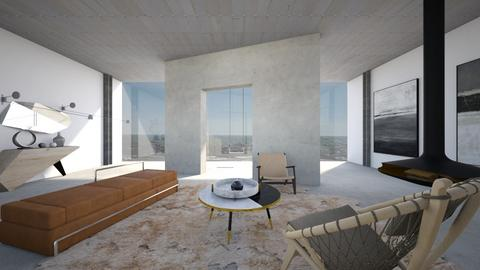 seaview escape - Modern - Living room  - by kitty