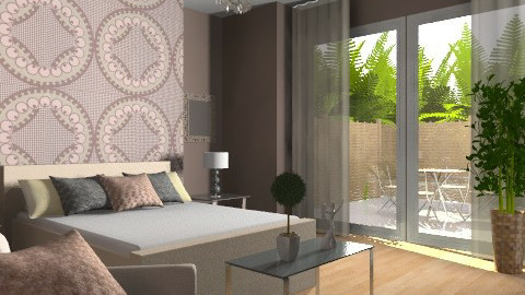 Tesco Sleeping - Eclectic - Bedroom  - by channing4