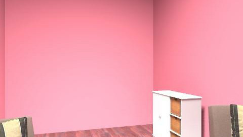 Cozy Getaway  - Retro - Living room  - by tromfrog101