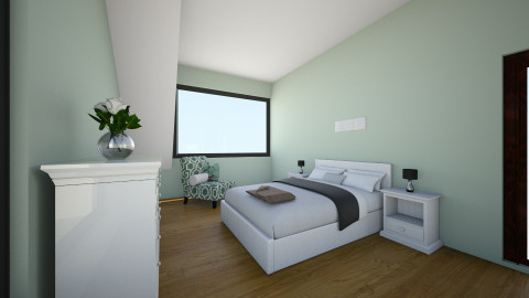 Upstairs2 - Bedroom - by eestee