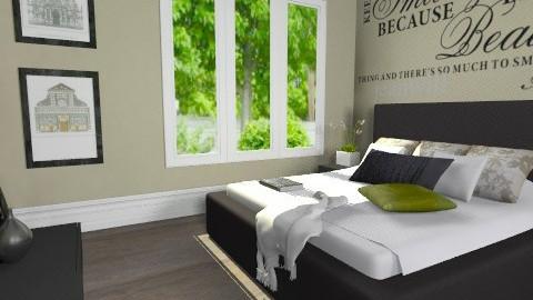 Bedroom - Vintage - Bedroom  - by ajkaredzepagic