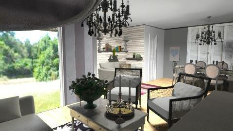 bhickey living - Classic - Living room  - by calu13
