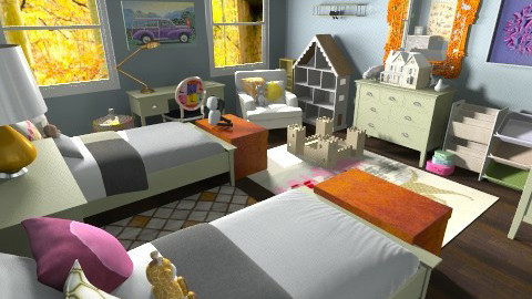 Kids' Room - Eclectic - Kids room  - by lauren_murphy
