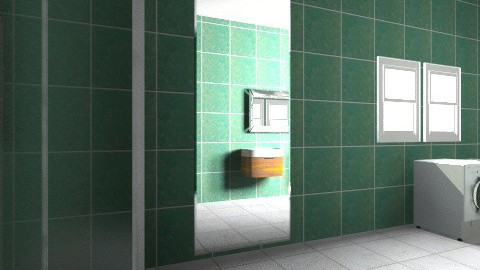 Kououk - Bathroom - by Ocram