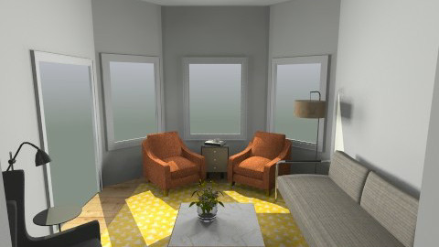 upstairs - Living room - by mshockley