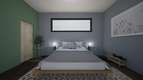 SAGE apartment  - Bedroom  - by t harv