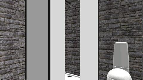 bathroom - Vintage - by bengeltje