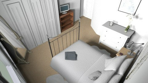 Bedroom - Country - Bedroom  - by MATTHEW_STOCKWELL
