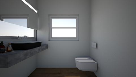 BR - Bathroom - by heer