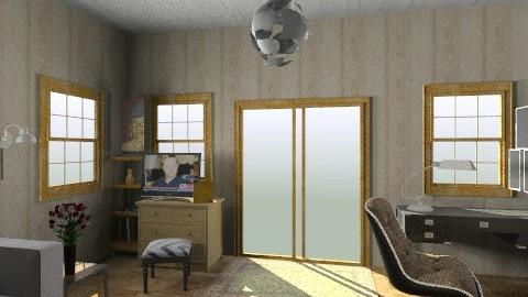 salaaaaaaaa - Country - Living room - by helindir