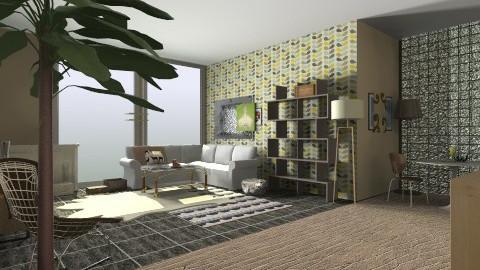 Living room - Rustic - by AngelinaRA