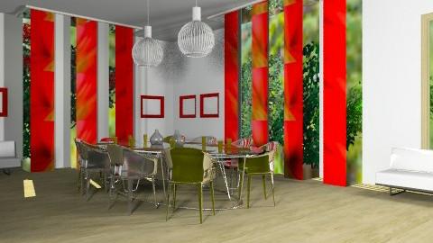 Well ventilated - Modern - Office  - by mrschicken