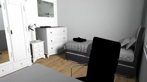 Meu Quarto - Retro - Bedroom  - by arturandrade