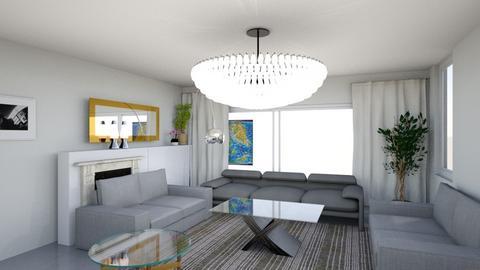Hillside living - Modern - Living room  - by Els Rommens