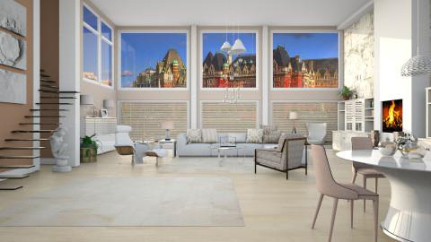 Vanilla Fudge - Modern - Living room  - by janip