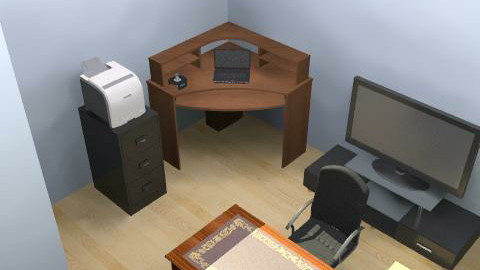 randy - Classic - Office - by nolting44