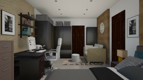 Pamahay Homes 4 - Modern - Bedroom - by mypassion
