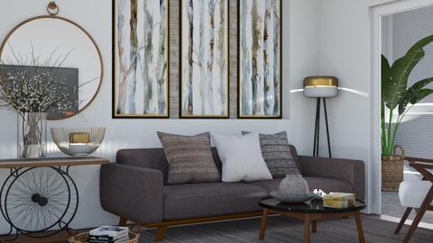 M_ Corner - Living room  - by milyca8