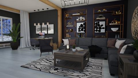 modern apartment living  - by milica tanurdzic