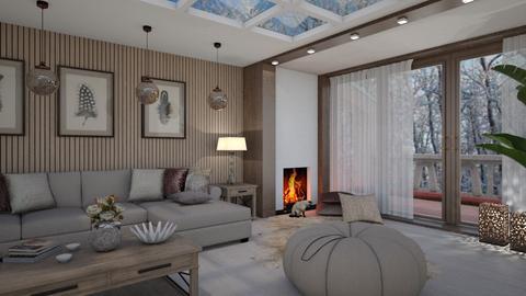 Wellcme Winter - Living room  - by bigmama14
