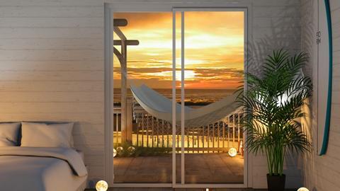 Arcadian - Bedroom  - by Thepanneledroom