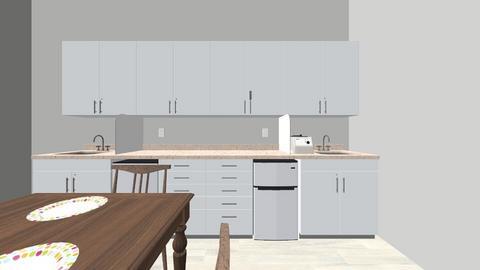 my house - Kitchen  - by emaynard