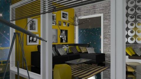 star sky - Modern - Bedroom  - by chania
