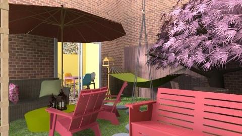 fabulous garden - Eclectic - Garden  - by lakacs28