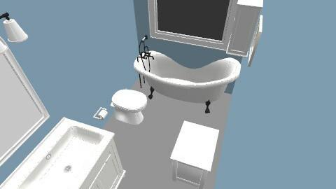 bagno  - Country - Bathroom - by beatriceblasco