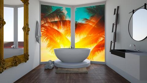 modern bathroom - Bathroom  - by RhodriSimpson13
