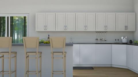 Backwoods Kitchen - Modern - Kitchen  - by stephendesign
