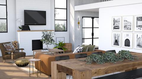 h o m i e - Living room  - by Kelli Mallory