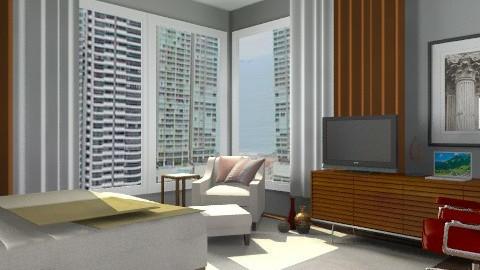 Superior Room - Eclectic - Bedroom - by sahfs