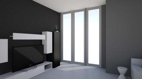 Modern Living Room - Modern - Living room  - by camrynd
