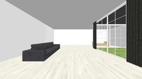 Open living space - Living room  - by EllaWinberg
