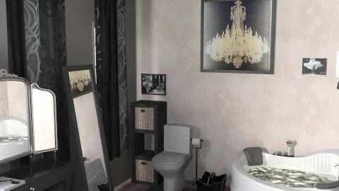 lavish love - Glamour - Bathroom  - by brigittahall