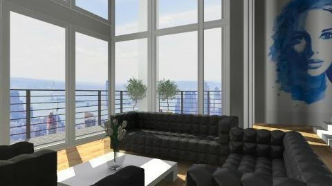 38 - Modern - Living room  - by Ivana J