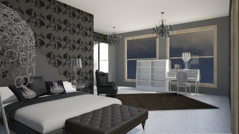 evgeni - Bedroom  - by Pavla Pencheva