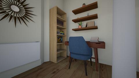 WZ Finaler Entwurf 8 - Living room  - by Pris_Frauenzimmer