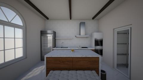 Minimalish Kitchen - Minimal - Kitchen  - by jrandolph1263