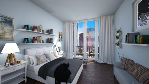City Style Bedroom - Bedroom - by katherinehartman