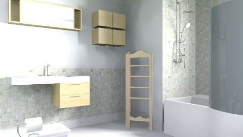 Bathroom - Classic - Bathroom  - by vasia123