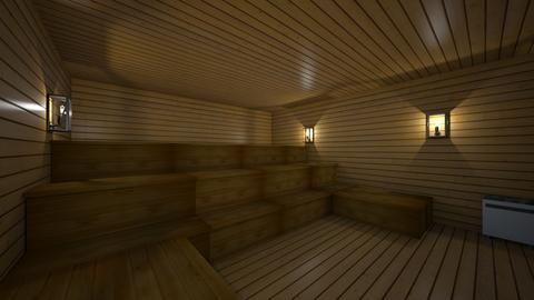 Sauna - by CONCORDE