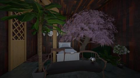 garden room - Vintage - Garden - by zoogirl43