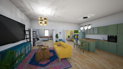 Student apartment - by origa