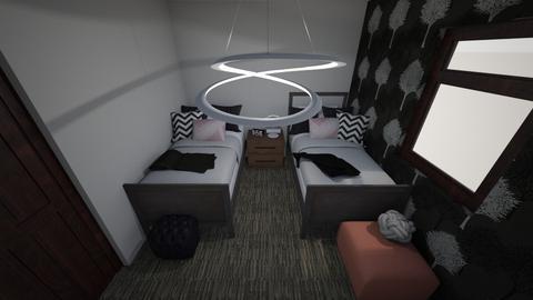 My Room - Bedroom  - by goldengurl