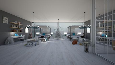 BEDROOM CONTEST Ash04 - Bedroom  - by ash04