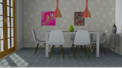 Dining1.8 - Dining Room  - by fatbob
