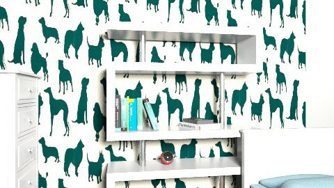 fiona - Retro - Bedroom  - by needabedroom