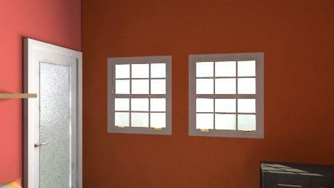 sebesi petra - Rustic - Bedroom  - by petrasebesi